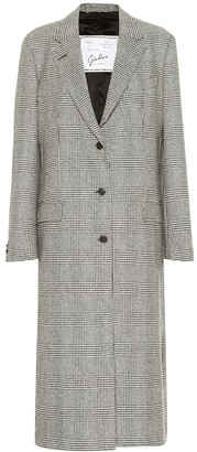 Giuliva Heritage Collection The Tatjana checked wool coat