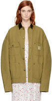R 13 Tan Workman Jacket