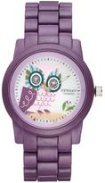 Sprout Women's Owl Diamond Watch - ST/5034MPPR