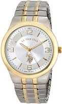 U.S. Polo Assn. Men's Two Tone Analogue Dial Expansion Watch USC80024