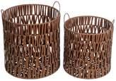 Privilege Round Baskets (Set of 2)