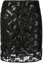 IRO sequin embellished skirt