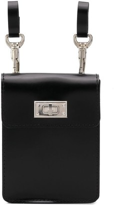 Junya Watanabe Twist-Lock Mini Bag