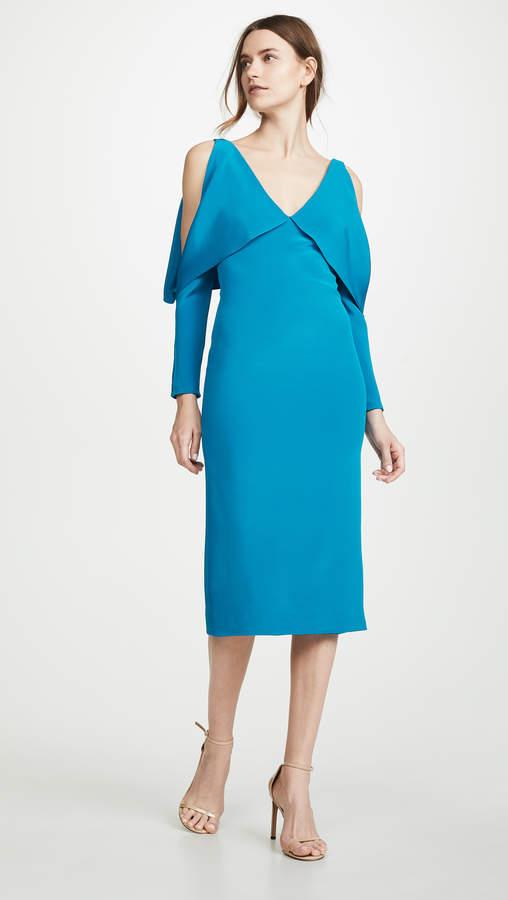 fa3602907fa2 Cushnie V Neck Cocktail Dresses - ShopStyle