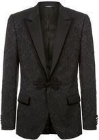 Dolce & Gabbana Jacquard Smoking Jacket