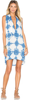 Blue Life Sleeveless Shift Dress