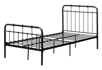 South Shore Kid's Cotton Candy Metal Bed