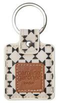 Caroline Gardner Geo Key Chain