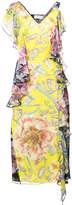 Prabal Gurung floral shift dress