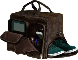 Earth Braga Travel Bag - Brown