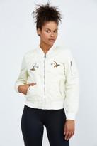 Schott Waikiki Nylon Flight Jacket