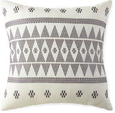 Asstd National Brand Miller Stripe Square Decorative Pillow
