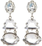 Sorrelli Crystal Geometry Drop Earrings