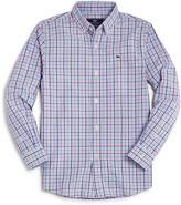 Vineyard Vines Boys' Subtly Textured Multi Check Shirt - Sizes 2T-7