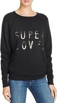 Current/Elliott The Oversized Sweatshirt - 100% Bloomingdale's Exclusive