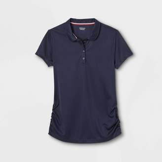 French Toast Girls' Sport Uniform Polo Shirt - Navy XS