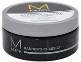 Paul Mitchell by Mitch Barber's Classic Moderate Hold/High Shine Pomade for Men, 3 Ounce