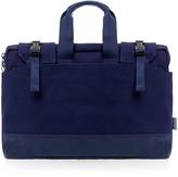 C6 Navy Laptop Bag