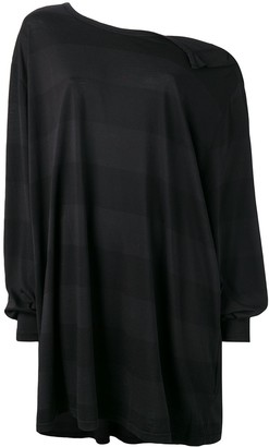 Faith Connexion off-the-shoulder longsleeved T-shirt