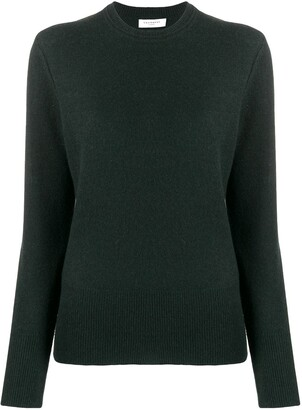 Equipment cashmere long-sleeve jumper