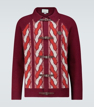 Gucci Exclusive to Mytheresa - patterned cardigan