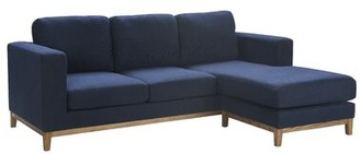 """Tommy Hilfiger Berkshire 86.5"""" Right Hand Facing Sectional"""