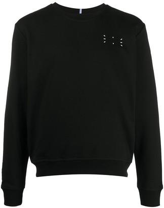 McQ Stitch Print Sweatshirt