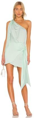 L'Academie The Ambrosine Mini Dress