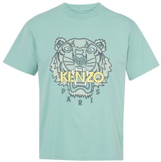 Kenzo Tiger cotton t-shirt