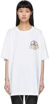 Off-White Off White White Tape Arrows T-Shirt