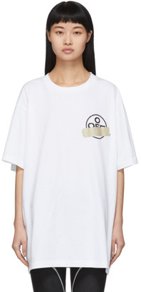 Off-White White Tape Arrows T-Shirt