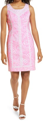 Lilly Pulitzer Macfarlane Cotton Sheath Dress