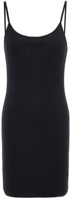 Joie Christine Cotton And Modal-blend Jersey Mini Slip Dress