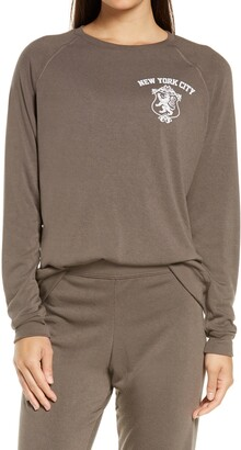 Project Social T NYC Crewneck Sweatshirt