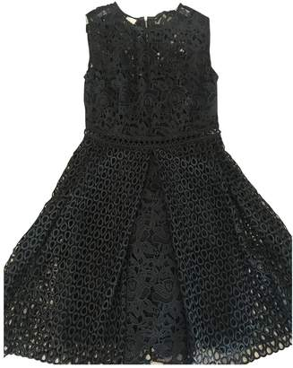 Pinko Black Lace Dress for Women