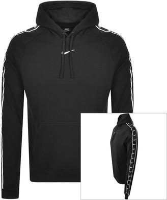 Nike Swoosh Pullover Hoodie Black