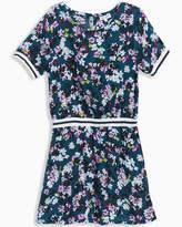 Splendid Girl All Over Floral Print Dress