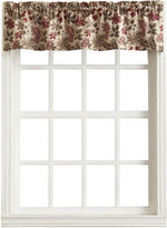 Sun Zero Sun ZeroTM Emory Printed Folliage Room-Darkening Rod-Pocket Curtain Panel