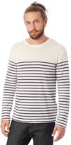 Alternative El Capitan Eco-Jersey Yarn Dye Stripe T-Shirt