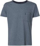 Saint Laurent striped T-shirt - men - Cotton - S