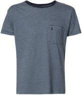 Saint Laurent striped T-shirt - men - Cotton - XS