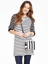 Very Mix Stripe Tunic