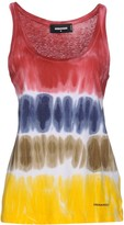 DSQUARED2 Tank tops - Item 37908912