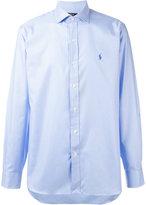 Polo Ralph Lauren houndstooth shirt - men - Cotton - 16