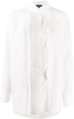 Jejia Ruffle Detail Shirt