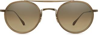 Mr. Leight Lexington S Atg/smky Sunglasses