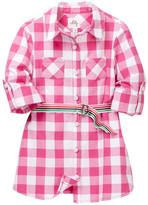 Milly Minis Sarah Shirtdress (Toddler & Little Girls)
