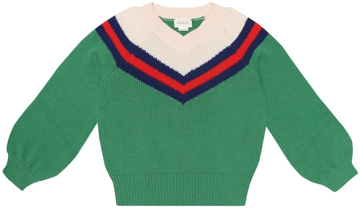 Gucci Kids Wool sweater