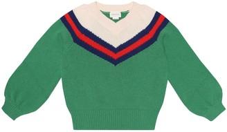 Gucci Kids Wool sweater