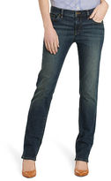 Ralph Lauren Petite Slimming Classic Straight Jean